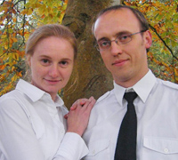 Paul Ellen - Wir haben uns verlobt und werden am 1.12.2008 heiraten!